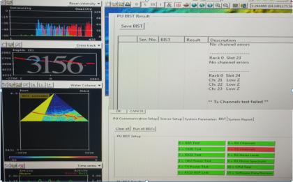 远洋调查设备使用快讯(4)—释放器,EM122,同步器