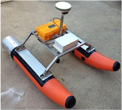 淡水测量无人船-FS120