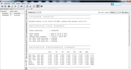 精密单点定位(PPP)数据处理反演潮汐(四)