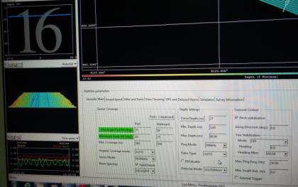 EM2040D加装POSMV的校准问题